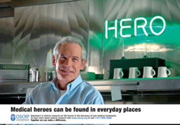 CISCRP | Medical Hero Graphic