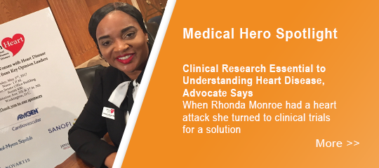 Medical Hero Spotlight: Rhonda Monroe
