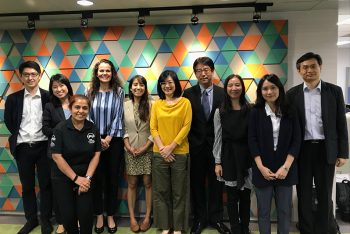 CISCRP Conducts its First PAB in Asia